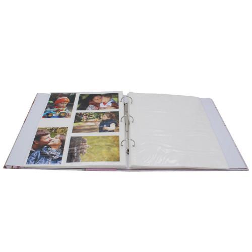 Classeur photo First mape 400 pochettes 11,5x15 cm-pochettes avec photos