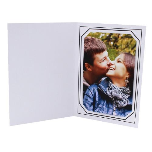 Cartonnage photo blanc - Terville Noir-intérieur