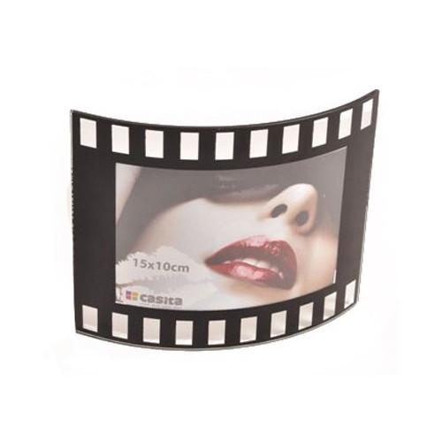 Cadre photo bombé, en verre Cinéma
