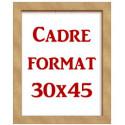 Cadre 30x45 cm