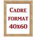 Cadre 40x60 cm