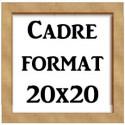 Cadre carré 20x20 cm