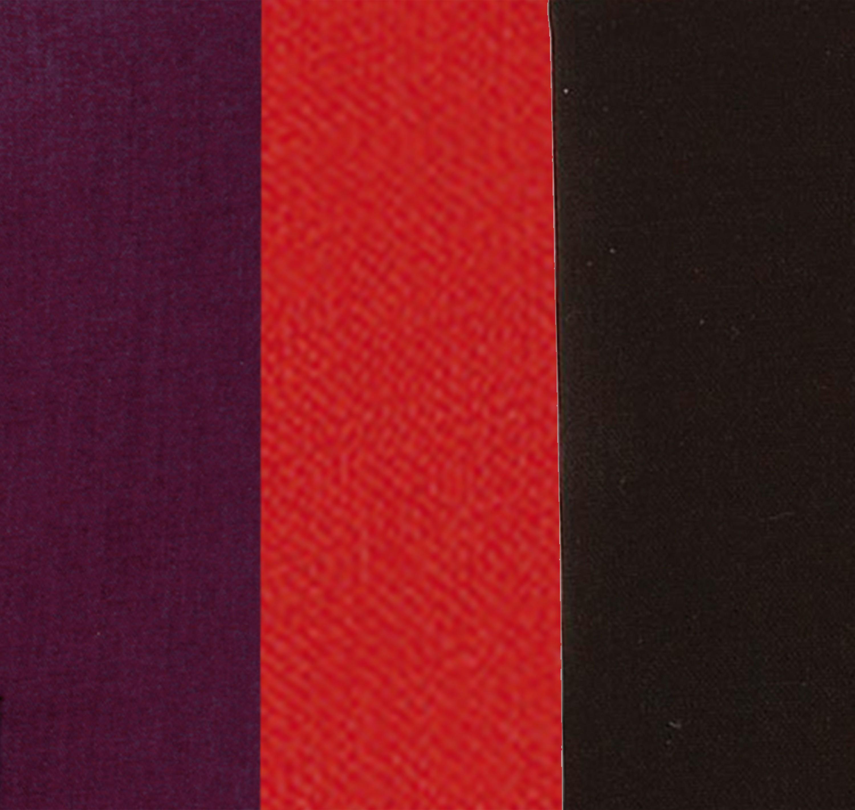 Bordeaux Rouge Noir