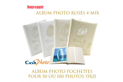 Album photo Roses 4Mix